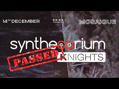 SYNTHESARIUM KNIGHTS. MOSAIQUE - Видео отчет и интервью