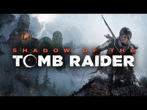 Lara Croft rettet die Welt 🎮 SHADOW OF THE TOMB RAIDER