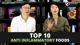 Top 10 Anti Inflammatory Foods