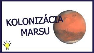 Problémy s kolonizáciou Marsu