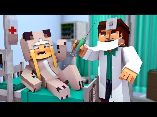 DAS PRAKTIKUM BEIM HORROR ARZT! ✿ Minecraft [Deutsch/HD]