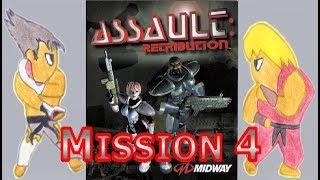 PSX - Assault Retribution: Mission 4 – The Lift - Let