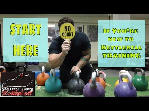 New to Kettlebell Training ? START HERE