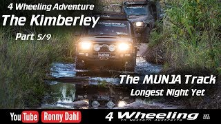 4 Wheeling Adventure The Kimberley, part 5/9