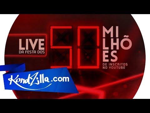 Live - Tapete Vermelho Festa 50 Milhões KondZilla (KondZilla.com)