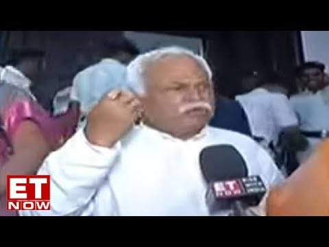 R.V. Deshpande Reacts Over The BJP-Congress Floor Test