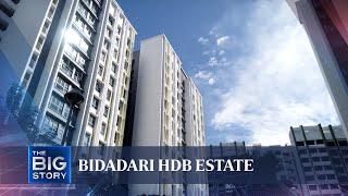First residents of Bidadari HDB estate | The Straits Times