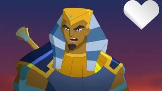 Египтус ,,Три сына