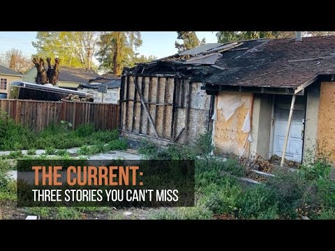 Bay Area burned home sells for almost a million on today's Current stories