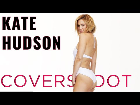 Kate Hudson Cover Shoot  Behind the s  Shape