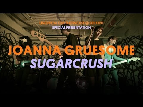 "Joanna Gruesome Perform ""Sugarcrush"""