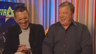 Shatner on Nimoy: Spock would not have been the same