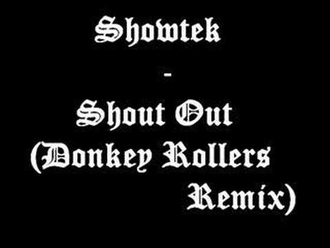 Showtek - Shout Out (Donkey Rollers Remix)
