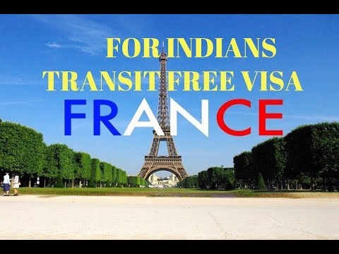 Indians No Longer Require Airport Transit Visa In France By Abhishek Sharma
