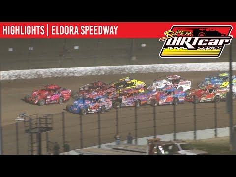 Super DIRTcar Series Big Block Modifieds Eldora Speedway July 31, 2019 | HIGHLIGHTS