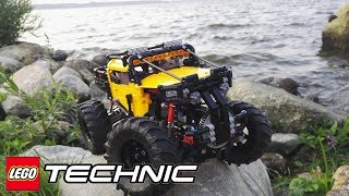 Das orange Elend! | LEGO Technic 42099