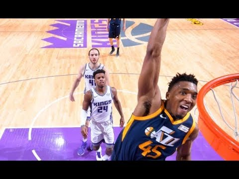 Donovan Mitchell, Russell Westbrook, and the Best Plays From Wednesday Night | January 17, 2018