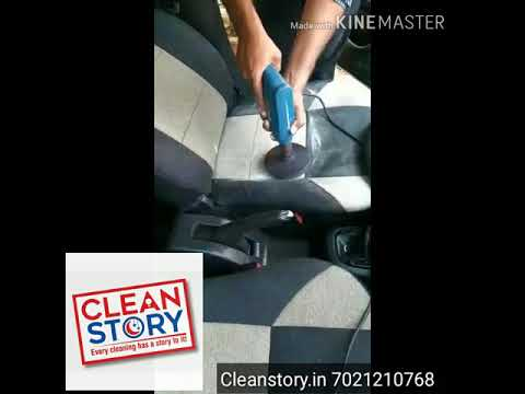 How to clean your car seats effectively
