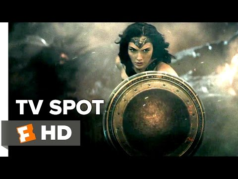 Batman V Superman: Dawn Of Justice TV SPOT - The Fight Begins (2016) - Zack Snyder Movie HD