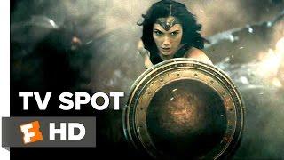 Batman V Superman: Dawn Of Justice TV SPOT - The Fight Begins (2016) - Zack Snyder Movie HD
