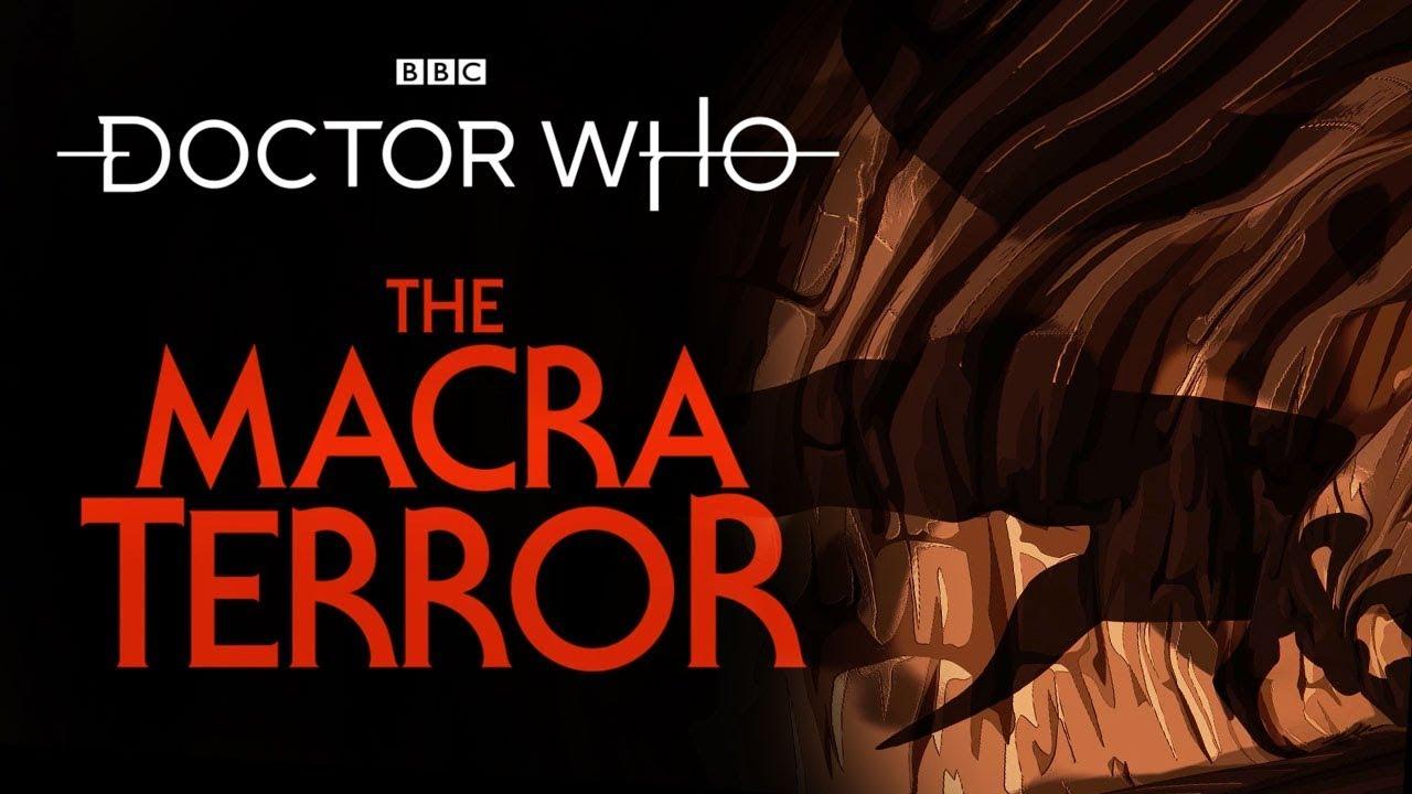 The Macra Terror DVD & Bluray released in 2019 – Anneke Wills