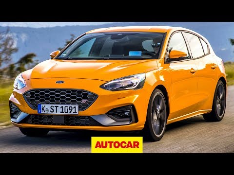 2019 Ford Focus ST | A true Golf GTI rival? | Autocar