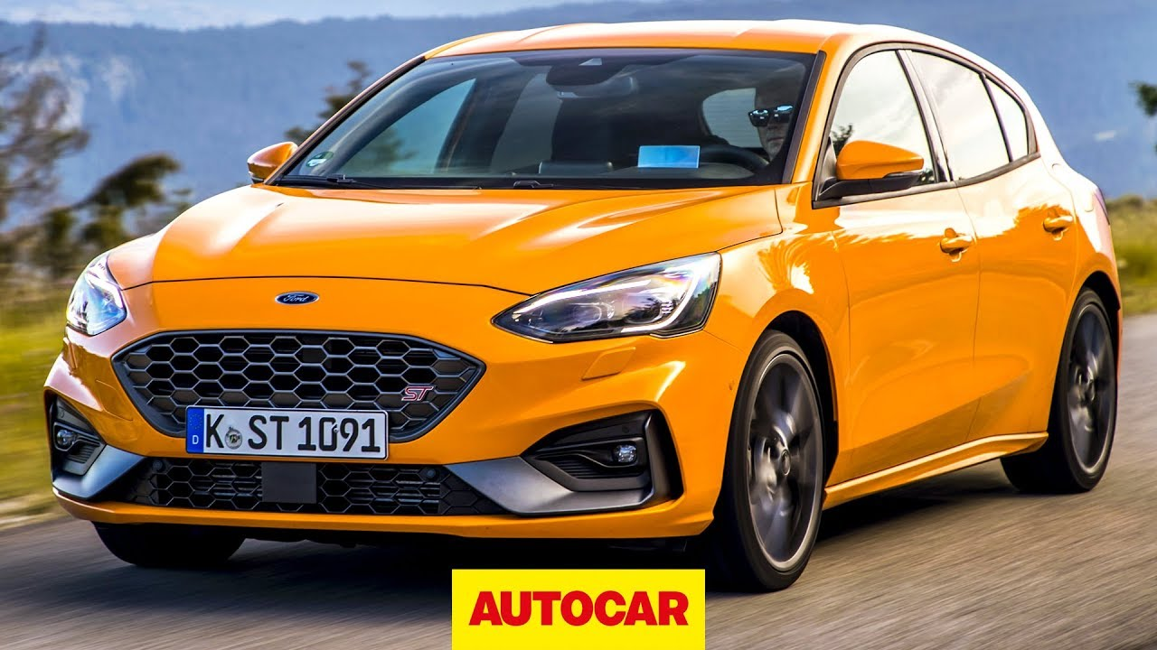 2019 Ford Focus St A True Golf Gti Rival Autocar
