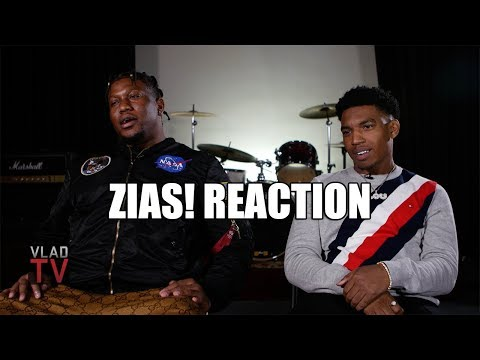ZIAS Reaction on Initially Going Viral with Meek Mill Freestyle Reaction  Part 1