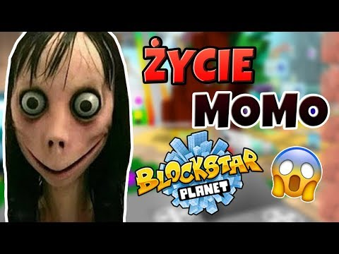 ŻYCIE MOMO w BlockStarPlanet!