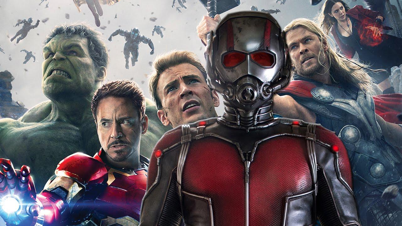 ant man avengers - photo #5