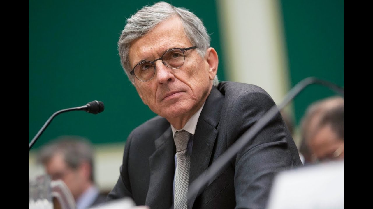 It's time for Congress to fire the FCC chairman