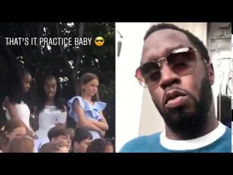 Report suggests Diddy and Lori Harvey may have a baby on the way