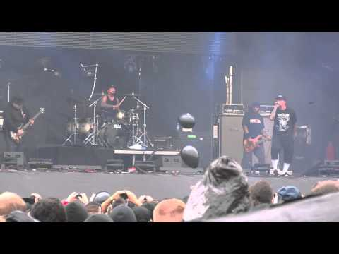 POD - Youth of the Nation @ Hellfest 2013