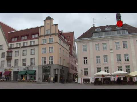Tallinn タリン - Capital of Estonia エストニア