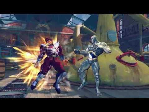 Street Fighter IV - US TRAILER