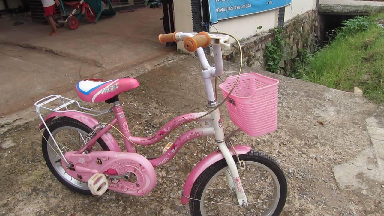 Sepeda Anak Perempuan Bekas/Seken Harga Murah Kualitas