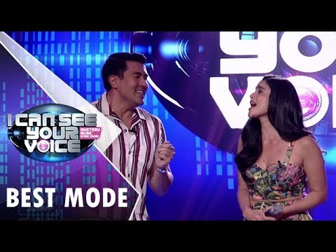 I Can See Your Voice PH: Luis Manzano at Anne Curtis, nag-duet! | Best Mode