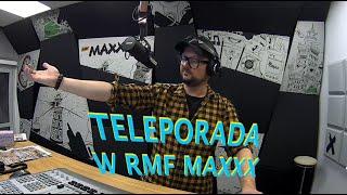 Teleporada w RMF MAXXX! :)