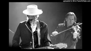 Bob Dylan live, High Water ( For Charlie Patton ) Atlantic City 2007