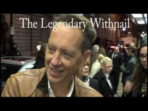RICHARD E GRANT (Withnail & Cake) @ 'Dom Hemingway' premiere, Mayfair Curzon, London