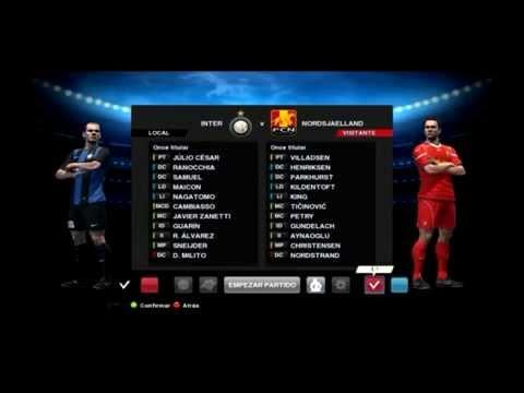 PES 2013 | Liga Master | Inter | Ep.1 |