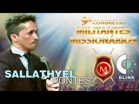 Pr. Sallathyel Pontes | Militantes 2017