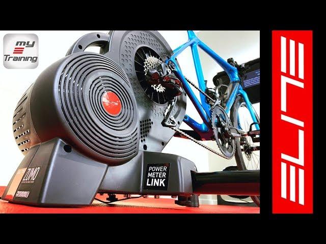 ELITE Zumo Smart Trainer: Details // Unboxing // Lama Lab Test Review