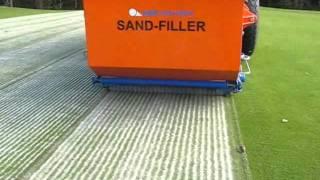 Sandfiller GKB-Machines