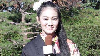 2019年を迎えて、平成最後となる年明けに 女優・吉本実憂がWWSチャンネ...