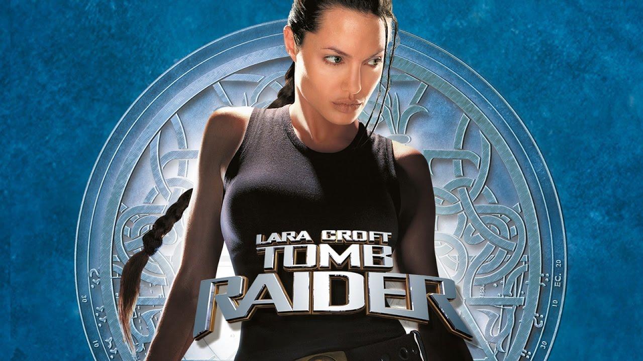 Lara Croft Tomb Raider 2019