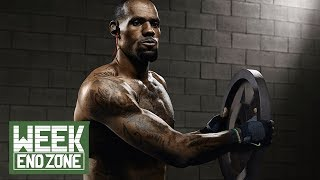 How Lebron James Manages To Constantly Stay In the best Shape of His Life?! | WEZ