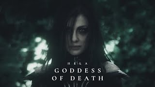 Hela // Goddess of Death