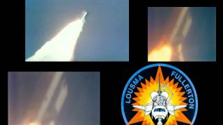 STS-3 Launch Multi-View