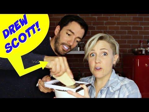 MY DRUNK KITCHEN: Gnocchi Tater Tots ft. Drew Scott of Property Brothers!